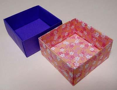 ハート 折り紙 折り紙 くず入れ : warako.boo.jp